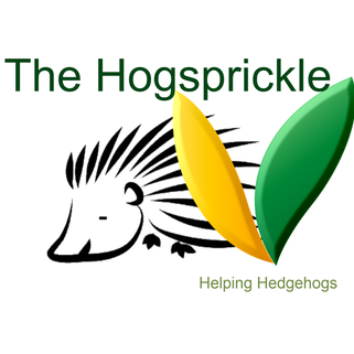 The hogsprickle - Helping Hedgehogs